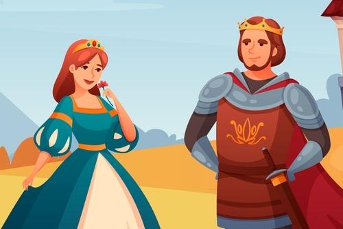 tembel oğlan ile prenses masalı